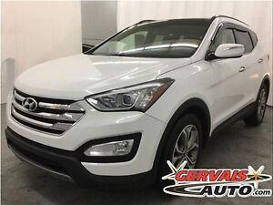 Hyundai Santa Fe Limited 2.0T AWD Navigation Cuir Toit Panoramiq