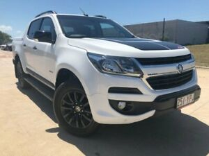2018 Holden Colorado RG MY18 Z71 Pickup Crew Cab White 6 Speed Sports Automatic Utility Garbutt Townsville City Preview