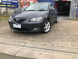 2006 Mazda 3 MAXX SPORT Manual LOW KLM's... RWC Included Epping Whittlesea Area Preview