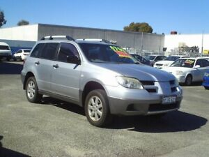 2006 Mitsubishi Outlander Silver Automatic Wagon Embleton Bayswater Area Preview