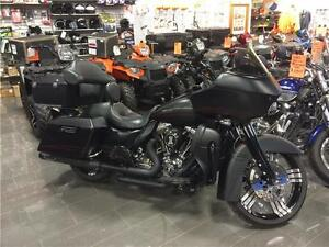 2011 Harley Davidson FLTRX Road Glide Custom, loaded $22999