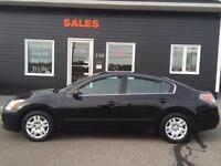 2012 NISSAN ALTIMA 2.5S - AUTOMATIC - 120771 KMS