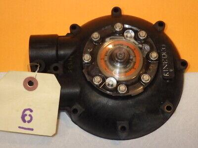 Kinetico Water Softener Model 100, Control Level 1 Head, Used, #6