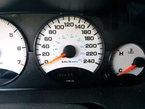 2002 Chrysler Sebring Sedan Cambridge Kitchener Area image 8