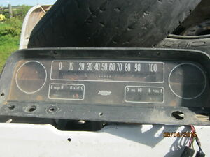 1960 to 1966 Chev and GMC truck parts
