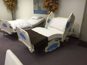 HOSPITAL BEDS - NEW - recognized By Health Canada Need A Hospita