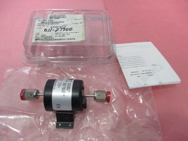 MKS 225A-25603 Baratron, 2.5 INH20, 1/4 VCR, 011-27900, 811-27900, 424699