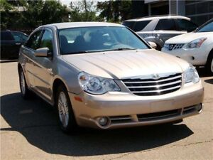 2008 Chrysler Sebring Touring 4dr Front-wheel Drive Sedan