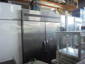 """""""SKOPE"""" FREEZER - TWO DOOR COMMERCIAL STAINLESS STEEL $2500 Brendale Pine Rivers Area Preview"""