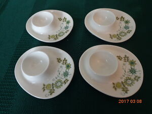 Vintage Egg Cup Set from Norway