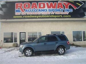 2012 Ford Escape XLT 4wd Pst Paid Remote Start Heated Leather