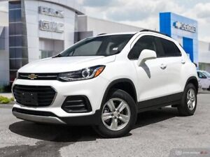 2019 Chevrolet Trax LT AWD 0% Financing Available!