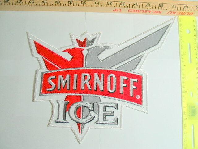 Smirnoff Ice Vodka Jacket Patch ,( Large )