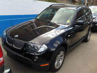 Low Kms 2008 BMW X3 SUV, Crossover