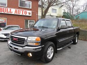 2007 GMC Sierra 1500 Classic SLE, Crew Cab. Only 141000
