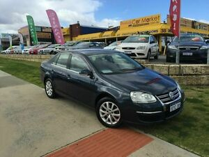 2009 Volkswagen Jetta 1KM MY10 103TDI DSG Grey 6 Speed Sports Automatic Dual Clutch Sedan Wangara Wanneroo Area Preview