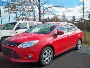 SPORT LOADED!!! 80$ BI WEEKLY OAC!!!! 2012 Ford Focus SFE