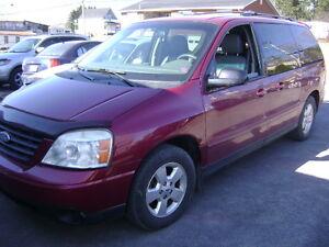 2005 Ford Freestar Sport Minivan, Van $2200.00