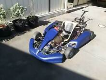Go Kart: KT100s in 2009 Arrow Frame Osborne Port Adelaide Area Preview