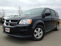 2012 Dodge Grand Caravan SXT Plus V6 STOW N GO ECON POWER RE...