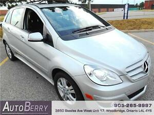 2009 Mercedes-Benz B-Class ** CERT ETEST ACCIDENT FREE **
