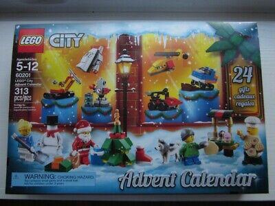 Lego City Advent Calendar 60201 NIB