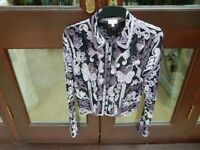Ladies Size 14 Phase Eight Fitted Blouse