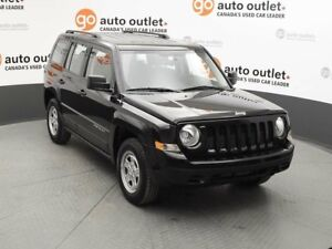 2016 Jeep Patriot Sport/North 4dr Front-wheel Drive