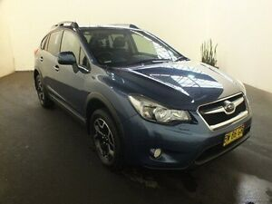 2013 Subaru XV MY13 2.0I-S Blue Continuous Variable Wagon Clemton Park Canterbury Area Preview