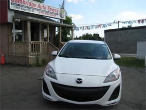 2011 Mazda Mazda3 GX -  NO ACCIDENTS