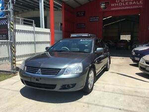 2006 Mitsubishi 380 DB LX Grey 5 Speed Sports Automatic Sedan Clontarf Redcliffe Area Preview