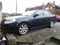 CHEVROLET EPICA 2.0 VCDI 4 DOOR SALOON 2009 1 yrs mot FULL LEATHER I £2795 ONO