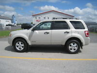 2008 Ford Escape XLT  4X4 AWD