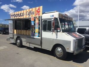FOOD TRUCK successful minidonut business