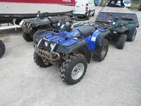 2003 YAHAMA BIG BEAR 4X4 400