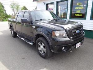 2008 Ford F-150 FX4 (LOADED!) AS IS NEEDS SOME BODY WORK