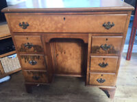 Ladies Writing Desk Antique Style