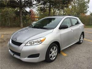 2010 Toyota Matrix AWD
