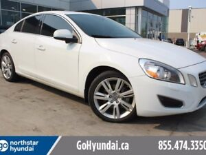 2012 Volvo S60 T6 AWD LEATHER SUNROOF HEATED SEATS