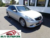 2011 Infiniti G25 Sedan AWD (REDUCED!) ONLY $188 BI-WEEKLY!