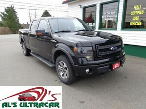2013 Ford F-150 FX4 Loaded with every option! (Longer box!)