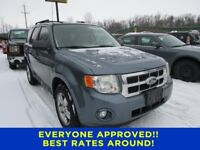 2010 Ford Escape XLT Barrie Ontario Preview