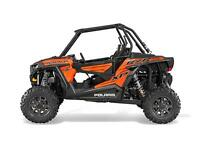 POLARIS RZR® XP 1000 EPS ORANGE MADNESS
