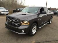 STAND OUT WITH THIS METALLIC 2014 RAM 1500 SPORT ONLY 229 B/W!!!