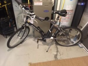 Giant 6061 Aluxx Electric pedal assist bicycle