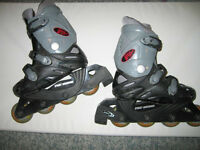 Roller Blades / In-Line Skates (Youth size 2)