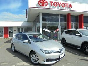 2015 Toyota Corolla ZRE182R Ascent Sport Silver Pearl 7 Speed CVT Auto Sequential Hatchback Belmore Canterbury Area Preview