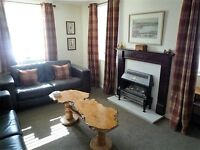 New on market two bedroom well equiped ground floor holiday apartment sleep three