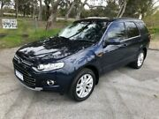 2014 Ford Territory SZ TS (RWD) Dark Blue 6 Speed Automatic Wagon Kenwick Gosnells Area Preview