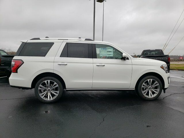 Owner 2020 Ford Expedition Limited 6548 Miles Star White Metallic Tri-Coat Sport Utili